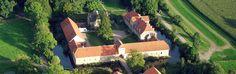 Rittergut Remeringhausen. Weitere tolle Ideen und Tipps rund um Thema Heiraten gibt's hier: www.brautmagazin.de #Hochzeitslocation #Trauung #Schloss
