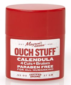 This Ouchstuff for Cuts & Bruises is perfect! #zulilyfinds