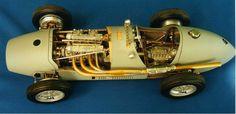 Alistair Brookman's Racing Car Models