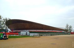 Olympic Velodrome, Stratford, East London - Ventilation Systems by SE Controls