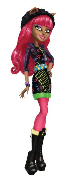 Photo of Howleen Wolf for fans of Monster High. Monster High: 13 Wishes