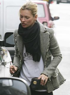 Kate Moss this jacket is just gorgeous!!