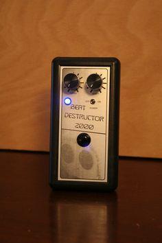 Beat Destructor 2000  Experimental beats by rarebeasts on Etsy, $121.00