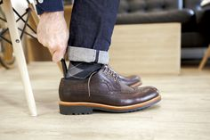 Hardrige chaussures françaises