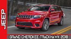 Jeep Grand Cherokee Trackhawk 2018 | Обзор от AUTO WORLD. RU