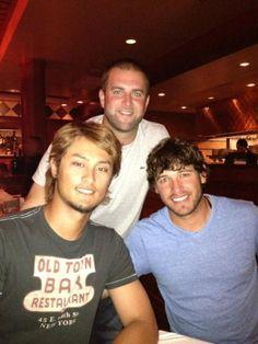 Yu, Kinsler and Napoli