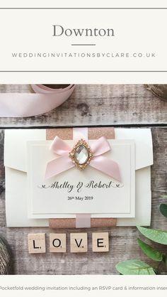 Dusky Pink Weddings, Bespoke Wedding Invitations, Gold Wedding, Wedding Planner, Champagne, Wedding Inspiration, Blush, Place Card Holders, Glitter