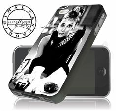 Audrey Hepburn for iPhone 4 5 5c 6 Plus Case, Samsung Galaxy S3 S4 S5 Note 3 4 Case, iPod 4 5 Case, HtC One M7 M8 and Nexus Case,Audrey Hepburn Phone Case - $13.90 listing at http://www.mycasesstore.com/collections/all-product/products/audrey-hepburn-for-iphone-4-5-5c-6-plus-case-samsung-galaxy-s3-s4-s5-note-3-4-case-ipod-4-5-case-htc-one-m7-m8-and-nexus-case-audrey-hepburn-phone-case