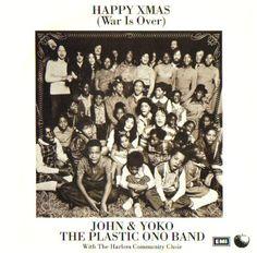 Las 5 mejores canciones navideñas en inglés: 2. Happy Xmas (War Is Over)