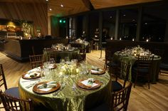 Dinner at Sokol Blosser Winery with Viva Events & Barclay Event Rentals