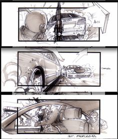 "JONATHAN DELERUE ! "" Transporter""  cars chase sequence"