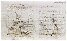 JOHAN TOBIAS SERGEL, 1740-1814. Brev till brukspatron Birger Rothoff, 18 januari 1805   http://auktionsverket.se/auction/fine-arts/2011-05-25/?page=2