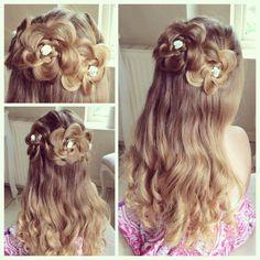 Para cabello  chino