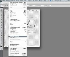 Have a logo or watermark that you use often? Turn it into a brush preset and other PS tips