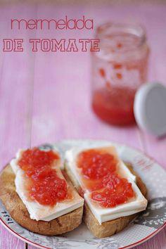 Mermelada de tomate | El blog sin azúcar