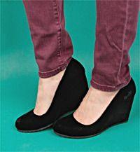 Illi Wedges | Blowfish Shoes | $59, yes please.