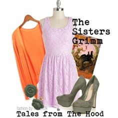 The Sisters Grimm: Tales from the Hood by Michael Buckley