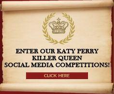 Social Media Killer Queen Competitions!