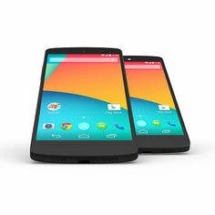 Un Vídeo Muestra 6 Nuevos Colores para el Nexus 5