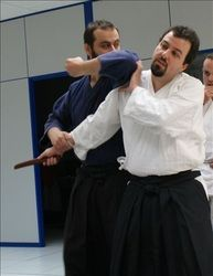 Aikido - Soto Irimi Empi Uchi