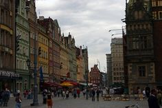top10_cidade_colorida (Foto: flickr / http://www.flickr.com/photos/schlaus/59983145/)Wrocalw, Polônia