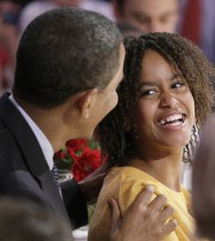 Malia Obama celebrates her birthday on July 4th.   She is 14 years old today!