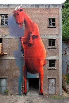 """Artist : Super A """" Hofstade, Belgium """""""