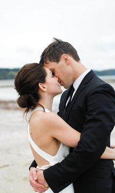 Beautiful photos from a New Zealand wedding