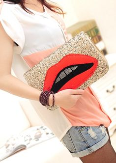 tas import C997 Gold Material:PU Size:28x18 idr:168.000 +long strap