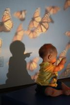 Light play for infants and toddlers