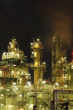 堺コンビナート Sakai Industrial Complex | by U3K-Y
