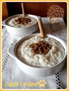 Arroz con leche I want some (: