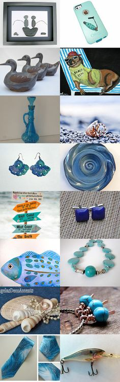 WALK ON THE BEACH by William Rosenberg on Etsy--Pinned with TreasuryPin.com