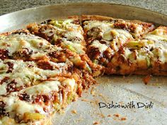 Dishin with Didi: Artisan BBQ Chicken Pizza with Balsamic Caramelized Onions