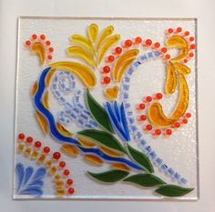 Fused Glass Mosaics