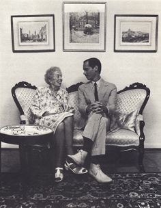 John Waters and his grandmother I Hate Boys, David Lynch Twin Peaks, John Waters, Old Soul, Modern Photography, Bees Knees, Film Director, Portrait Inspiration, Artist Art