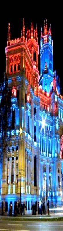 palacio de Correos, Madrid, Spain Building in Madrid Europe