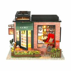Rylai 3D Puzzles Wooden Handmade Miniature Dollhouse DIY Kit w// Light-Pink Sweetheart Series Dollhouses Accessories Dolls Houses with Furniture /& LED /& Music Box Best Xmas Gift for Women and Girls