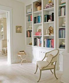 IKEA Bookshelves Ideas | IKEA Billy bookcase built ins | Storage ideas