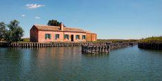 Le valli di Comacchio - Stazione di pesca