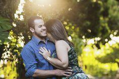 Momento de descontração e sorriso na bodas de Papel de Andreia e Dhiego