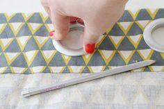 Thnx Alison!  DIY Grommet curtains  Deuce Cities Henhouse