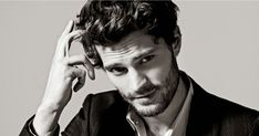 It seems quite timely that this week is #50 in my Friday File blogs and the new Fifty Shades of Grey  actor is to be Jamie Dornan. Swoon...