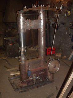 gonza-rytec | DIY power hammers – rajce.net