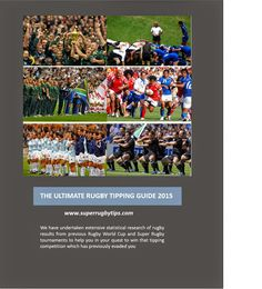 Buy The Ultimate Rugby Tipping Guide 2015