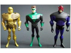 DC Universe Justice League Unlimited Action Figure 3Pack Goldface, Evil Star Kyle Rayner Mattel http://www.amazon.com/dp/B004SRLOGA/ref=cm_sw_r_pi_dp_1FZLtb0WVYBJSBWB