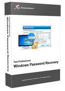 Tenorshare Windows Password Recovery Tool Professional 6.2.0.2