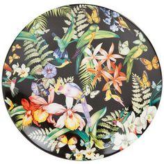 hawaiian+dinnerware | Tropical Hawaiian Dinnerware Dishes at MaiKai Hawaii  sc 1 st  Pinterest & Banana Leaf Serving Plate | Parties | Table Settings | Pinterest ...