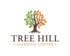 Tree Hill School logo design contest at Logo Arena. Logo entry number 99 by nagamas Academy Logo, Life Logo, Portfolio Logo, Language School, School Logo, Learning Centers, Creative Logo, Logo Design Contest, Nursery