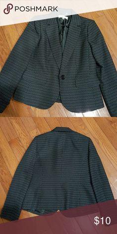 Jacket Gently used Evan Picone Jackets & Coats